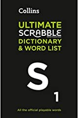 Ultimate SCRABBLE® Dictionary and Word List: All the official playable words, plus tips and strategy Kindle Edition