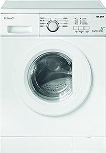 Bomann WA 5717 Waschmaschine FL / A++ / 171 kWh/Jahr / 1200 UpM / 6 kg / 8...