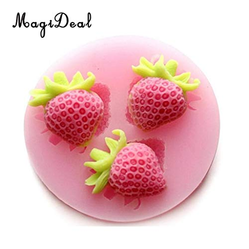 Soap Mag - FIOLTY Mag 3D Straw Mold for Fondant Soap Making Cake Decorating