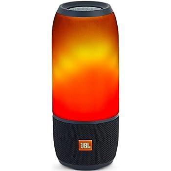 JBL Pulse 3 Wireless Bluetooth IPX7 Waterproof Speaker (Black)