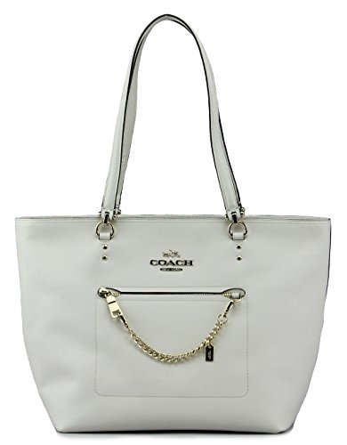 Coach Crossgrain Leather Style 334817