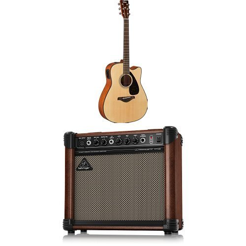 Yamaha Acoustic Amps - 6