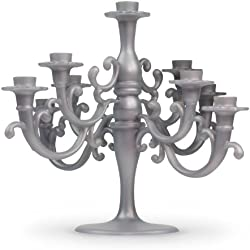 Fred CAKE CANDELABRA Cake Topper with Candles
