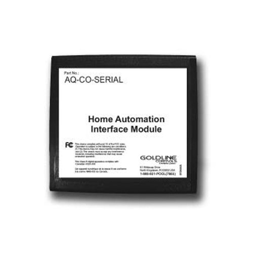 (Hayward AQ-CO-SERIAL AquaConnect Home Automation Serial Interface)
