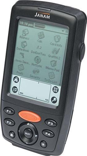 Janam XP20W-1PMLYC00 Series XP20 Handheld Computing Devices, Rugged PDA, WLAN 802.11B, Palm OS 5.4.9, 32 MB/64 MB, 2D Imager, Mono Display, PDA Keypad by JANAM