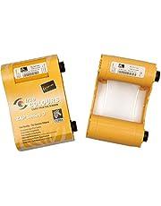 شريط تحبير ( حبر ) طابعة بطاقات زيبرا 200 صورة   Zebra 800033-840 ID Card Printer Ribbon