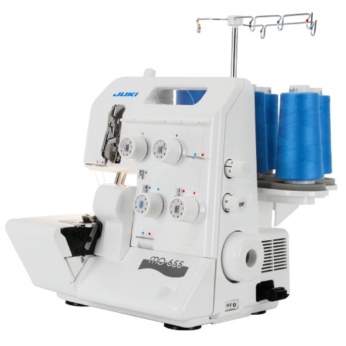 Juki Pearl Line MO-655 2/3/4/5 Thread Serger by JUKI