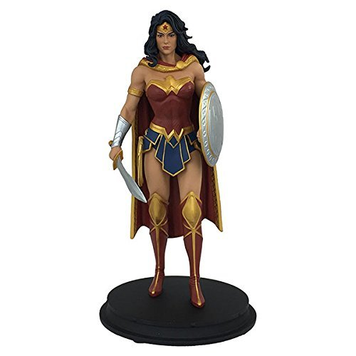 Exclusive Statue - DC Rebirth Wonder Woman Statue - Exclusive Limited Edition of 1,800