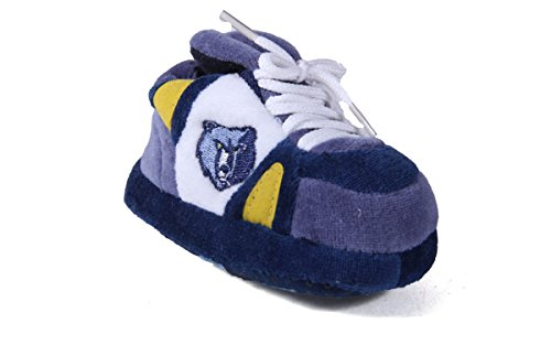 Memphis Grizzlies Slippers Grizzlies Comfy Feet