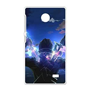 Shiny cool warrior Cell Phone Case for Nokia Lumia X