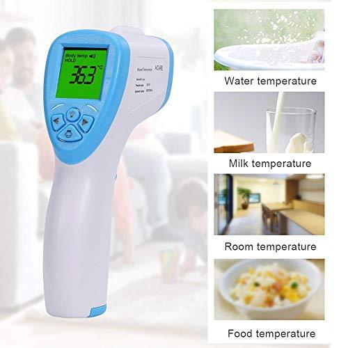 AICARE Multi-Purpose Wide Range Non-Contact Digital Infrared Thermometer Gun Temperature Measurement Device
