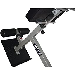 Valor Fitness Adjustable Back Extension