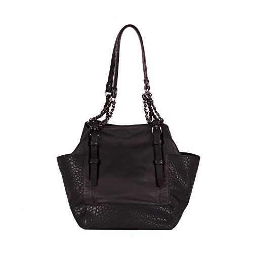 olivia-joy-liv-women-handbag-khrom-leather-bucket-satchel-shoulder-bag-black