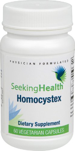 HomocysteX Vegetarian Formulated Seeking Health