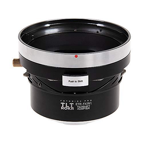 Fotodiox Pro Lens Mount Adapter X-Mount Voigtl/änder Bessamatic//Ultramatic Mount SLR Lens to Fuji Film X-Series Mirrorless Camera Body