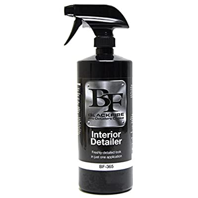 Blackfire Pro Detailers Choice BF-365 Interior Detailer, 32 oz.: Automotive