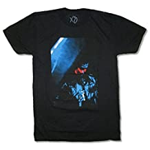 The Weeknd Stage Photo Black T Shirt XO Brand