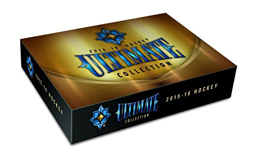 2015/16 Upper Deck Ultimate Collection NHL Hockey box (5 cards)