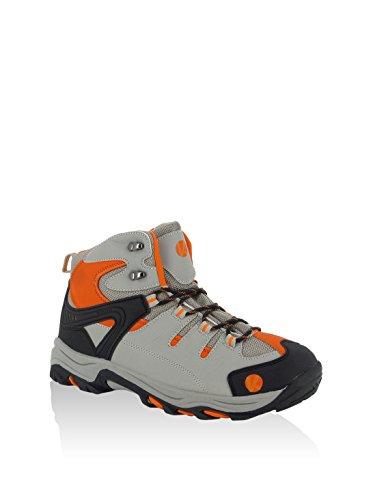 KIMBERFEEL , Chaussures de randonnée basses pour femme Arancione