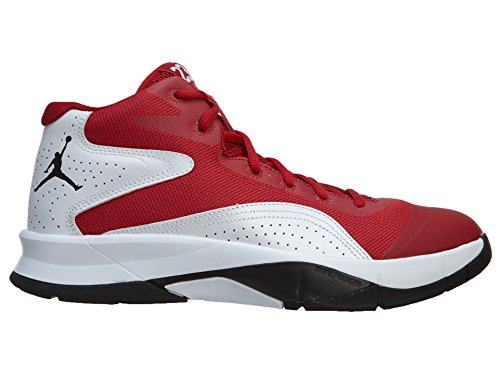 Nike Jordan Jordan Court Vision 00 Cool Grey / Whit / anthrazit / weiÃ? Basketballschuh 10.5 Us