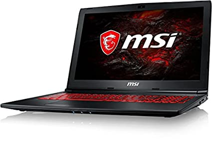 MSI 7REX-2068IN gaming gl62m Core i7 1TB 8GB Windows 10 15.6 Inch 4GB Graphics