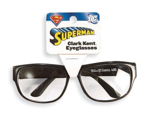 Classic Clark Kent Glasses Superman Halloween Costume Accessory