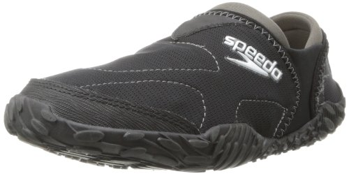 Speedo Men's Offshore Amphibious Pull On Water Shoe,Black,8 M US