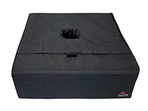 """Premier Tents 18""""x18"""" Square Umbrella Base Weight Bag- Up to 100# from Premier Tents"""
