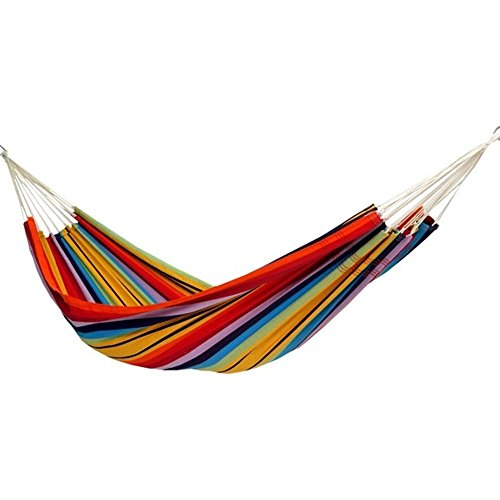 Byer Hammock - Byer of Maine Eco-Friendly Recycled Cotton/Polyester Brazilian Barbados Hammock, 134