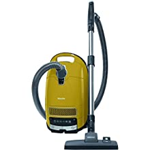 Miele 41GDE330CDN Complete C3 Limited Edition Canister Vacuum, Full Size, Canary Yellow