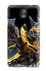 High Quality Shock Absorbing Case For Galaxy Note 3-transformers Age Of Extinction