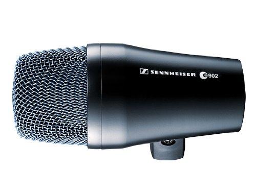 Sennheiser e902 Cardioid Dynamic Mic for Kick Drum by Sennheiser Pro Audio