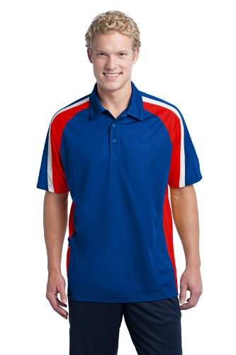 Red White and Blue Golf Shirts: Amazon.com