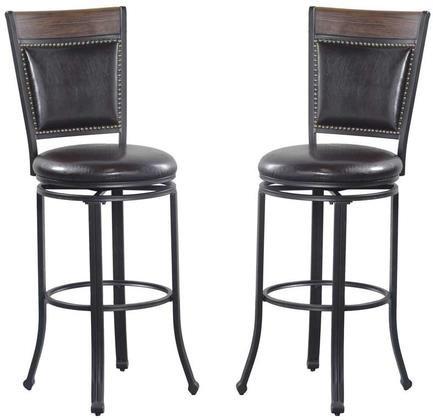 Powell's Furniture 3-Pc Franklin Pub Table Set