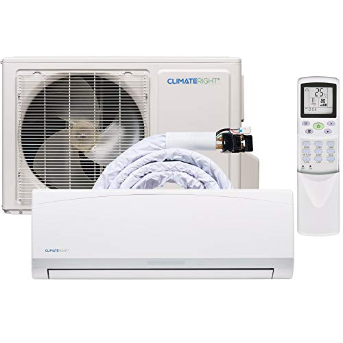 Climate Right CR12000SACH Pump Air Conditioner with Heating