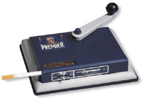 Premier Supermatic Tube Injector Make-Your-Own Cigarette Making Machine by Premier