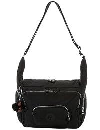 Kipling Europa Crossover Handbag, Black, One Size