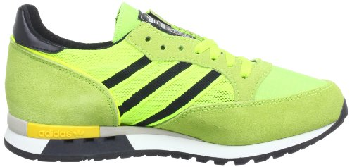 adidas Phantom, Men's Low Top Yellow - Gelb (Electricity / Black 1 / White Vapour S11)