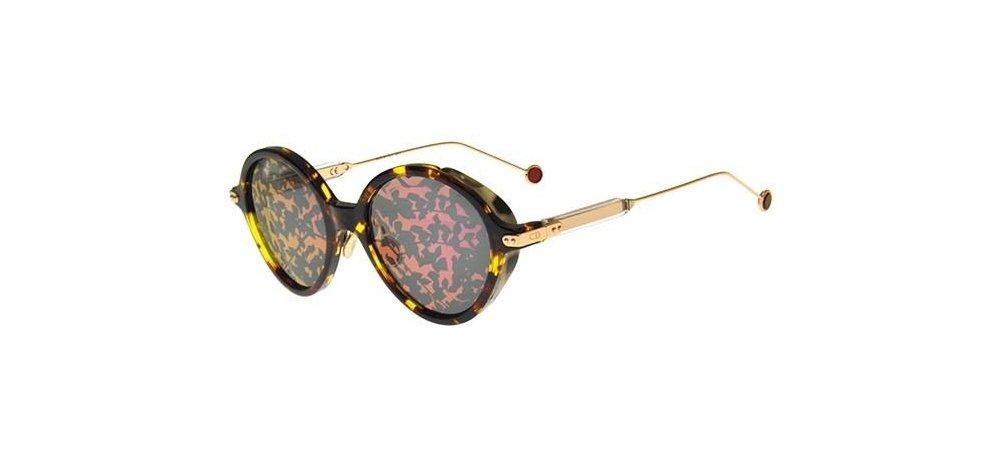 Dior Women CD UMBRAGE 52 Tortoise/Grey Sunglasses 52mm