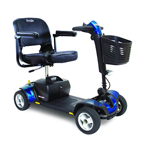 Pride Mobility S74 Go-Go Sport 4-Wheel Electric