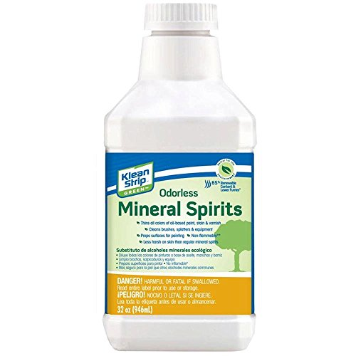 klean-strip-1-qt-green-odorless-mineral-spirits-2pc