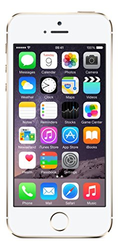 Apple iPhone 5S 16 GB Unlocked, Gold