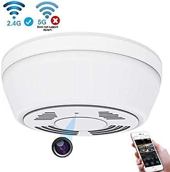 Hidden Camera Smoke Detector Wifi Yieye Motion Amazon Co Uk