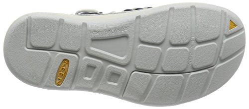 KEEN Damen Uneek 8MM Sandale Blauer Granit / Patriot Blau