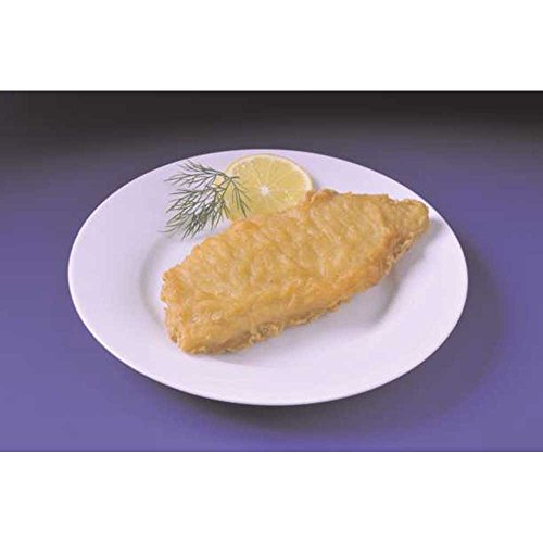 Yuengling Brewers Choice Beer Battered Haddock Fillet, 4 Ounce of 36-46 Pieces, 10 Pound - 1 ()