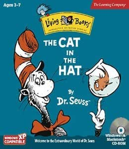 Cat In The Hat Dr Seuss Living Book