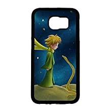 Samsung Galaxy S6 Cover Shell Cute Prince With Snake Novel Anime Movie The Little Prince Phone Case Cover for Samsung Galaxy S6 Le Petit Prince Special