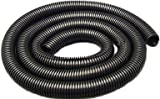 Drossbach KITBAG012 Black Corrugated Tubing / Split Loom 1/2'' x 8'