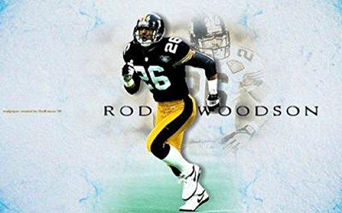 (Rod Woodson 18X24 Poster New! Rare! #BHG634675)