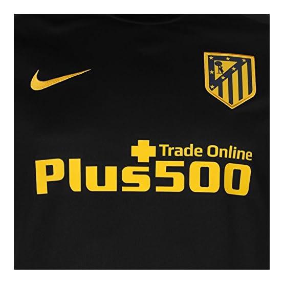 Nike ATM et NK Dry stad JSY SS AW-T-Shirt à Manches Courtes pour Homme